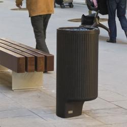 ROC - Abfallbehälter aus Beton
