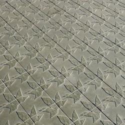 Diagonal - pavé en béton