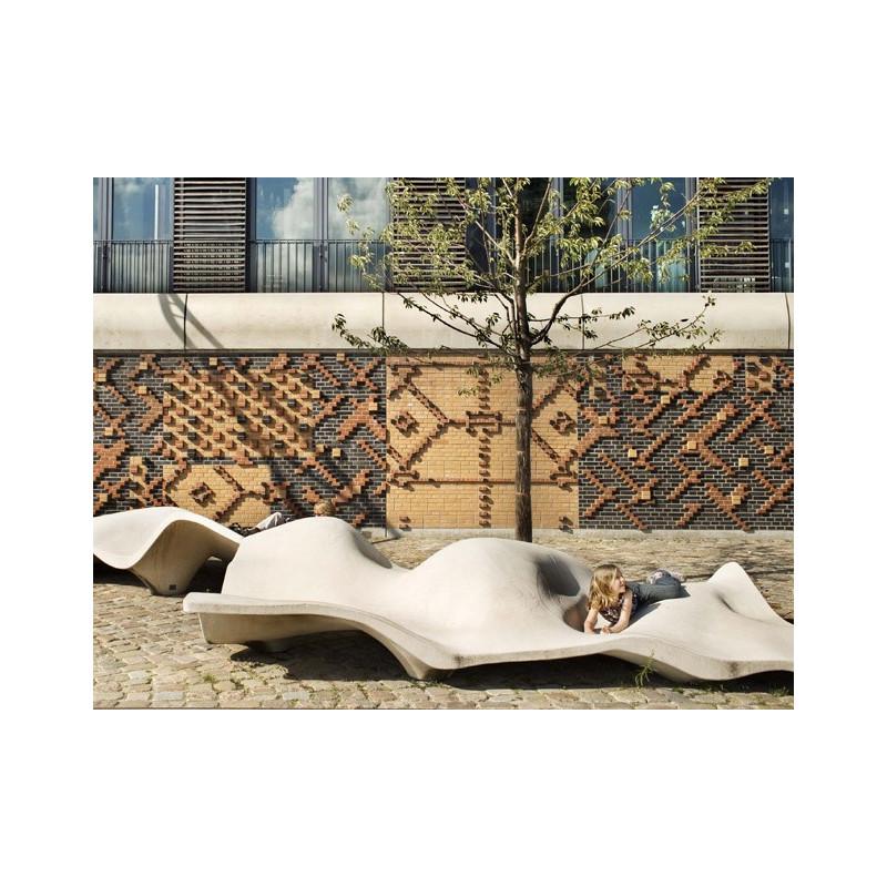 Lungo Mare - Sitz-/ Landschaftselement aus Beton