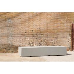 Box - Hockerbank aus Beton