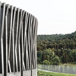 Sagrera - Einfriedung aus Beton
