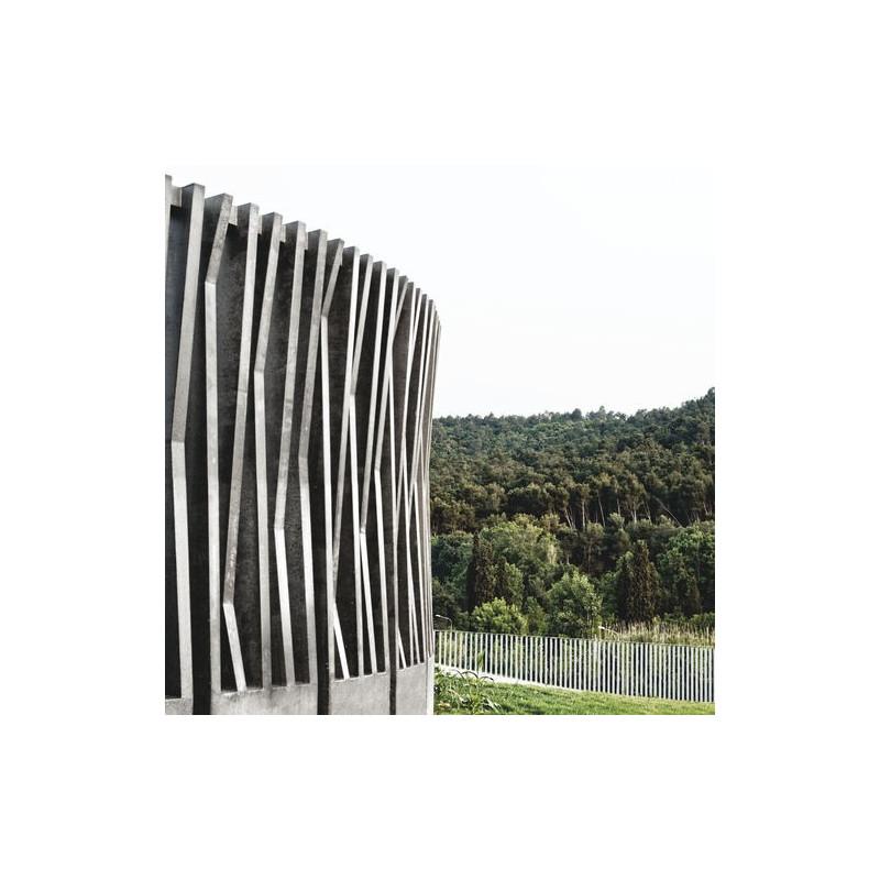 Sagrera - clôture en béton