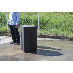 Urbana - poubelle en béton