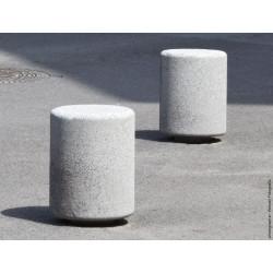 Push - balise en béton