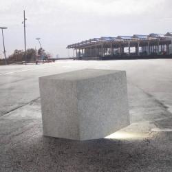 Quake - Poller aus Beton