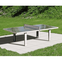 Table de ping-pong M83 - avec pieds en métal