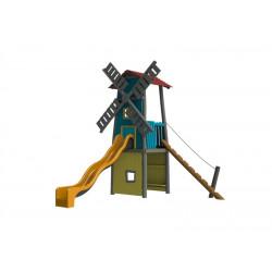 Spielturm Windrad RF1.9