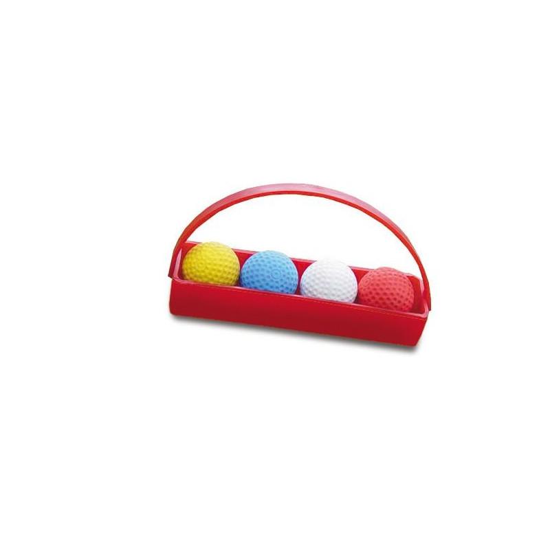 Billardgolf - Ballbehälter