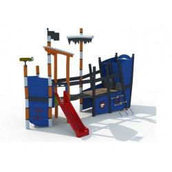 Spielanlage Schiff RFDS2