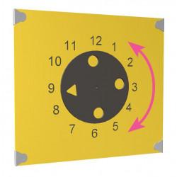 Panneau ludique « Roulette »