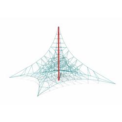 Net Climber Single Mast