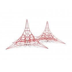 Net Climber Double Mast 1