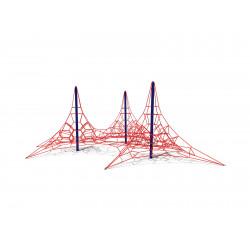 Net Climber Triple Mast 1
