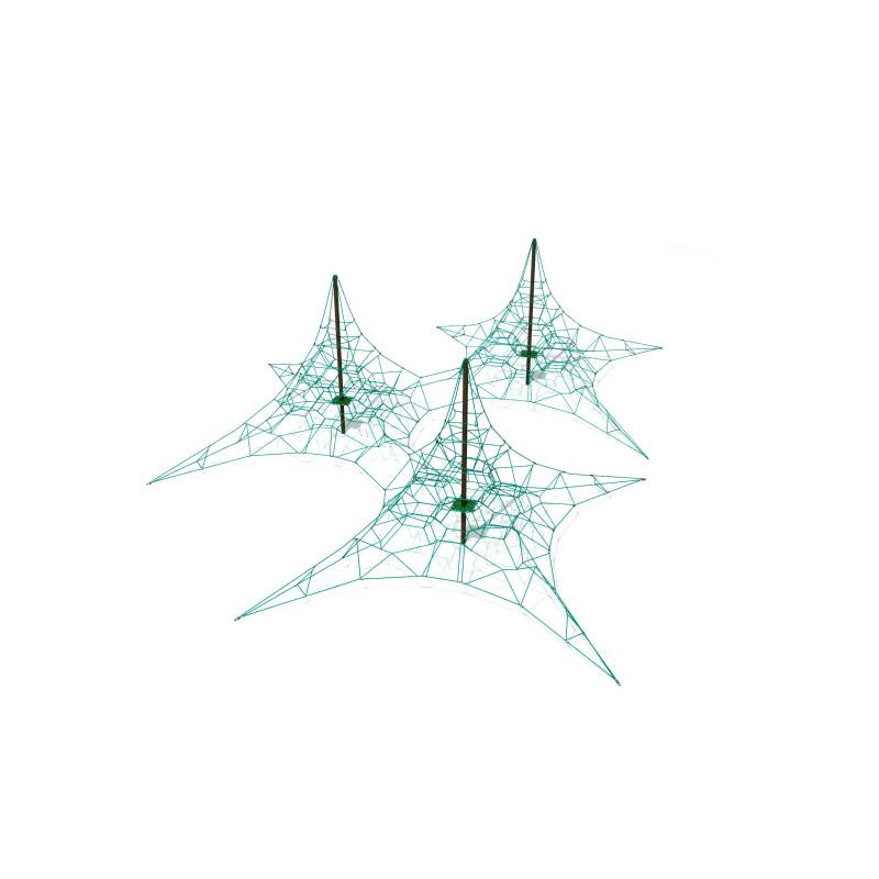 Net Climber Triple Mast 2