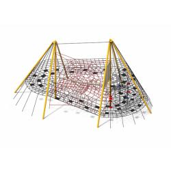 Spider Net Tower 1