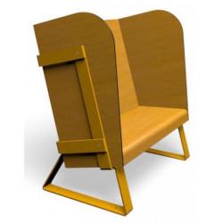 miramondo Eiland - fauteuil cabine