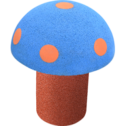 Riesenpilz - Talking Mushroom