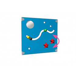 Meer-Spielwand