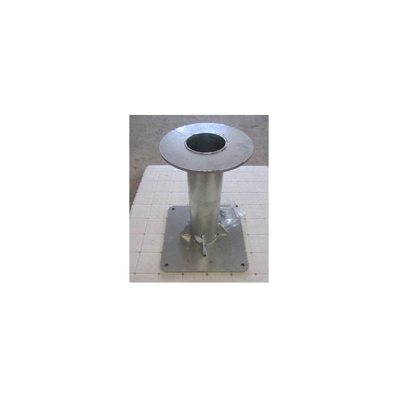 Ancrage métallique