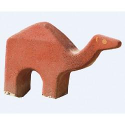 Dromedar - Tier aus Gummigranulat