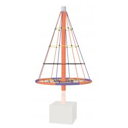 Pyramide tournante type A