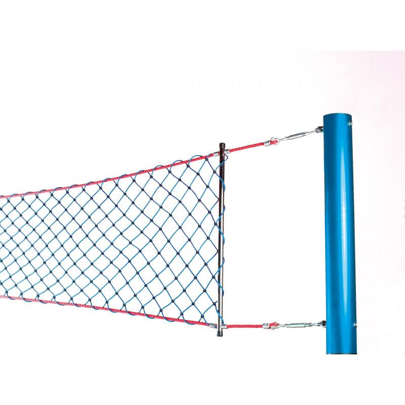 Stahlpfosten zu Volleyballnetz