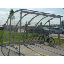 Abris pour vélos Rollo