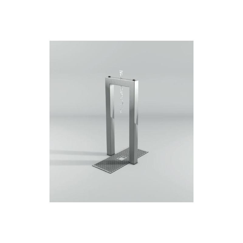 modo Bridget - Trinkbrunnen aus Edelstahl
