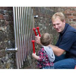 Mirror Chimes - Music Play - Spiegel-Glockenspiel