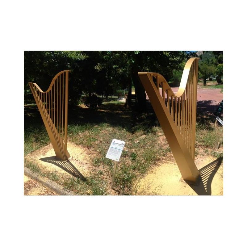 modo Harfe - Musikinstrument
