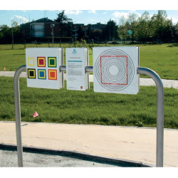 modo Fixe optische Ilusionen - Spielgerät