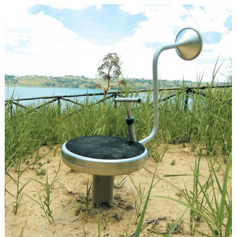 modo Drehsitz mit Wassergeschütz - Spielgerät