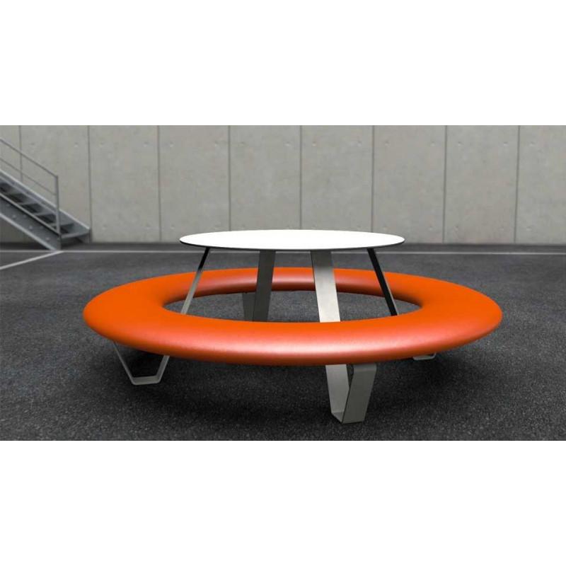 miramondo Buddy - Rund-Bank-Tisch-Kombination