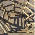 Spinnenklettergerüst - Robinienholz