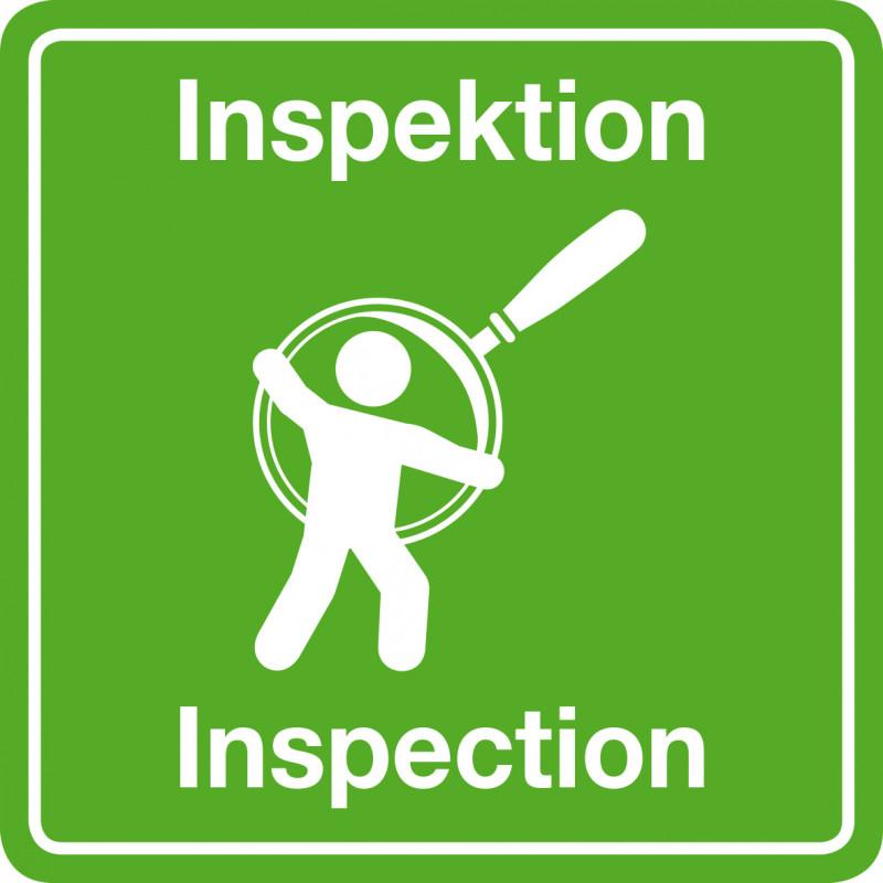 Inspection opérationnelle (trimestrielle)