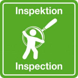Inspection principale (annuelle)