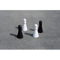 Mühlespiel - Spielfiguren - Gesellschaftsspiel