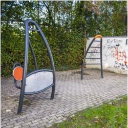 modo presse jambes - appareil de sport outdoor