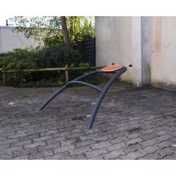 modo machine à abdominaux - appareil de sport outdoor