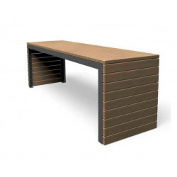 miramondo Woodrow - Tisch