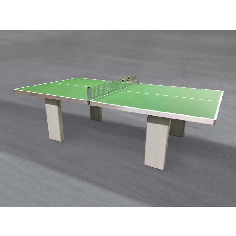 Table de ping-pong M83 - avec socles à béton