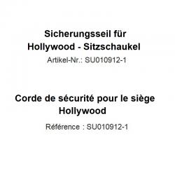 Sicherungsseil für Hollywood-Sitzschaukel