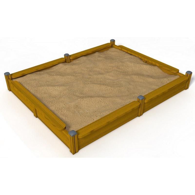 Sandkasten LAPPSET - 255/ 315 - Auslaufmodell