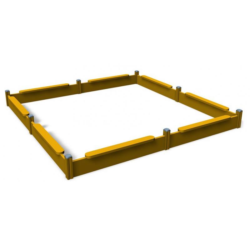 Sandkasten LAPPSET - 415 - Auslaufmodell
