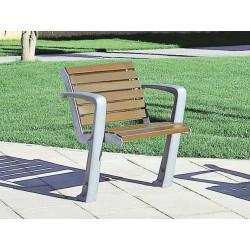 Escofet Proa - Sitz aus Holz/ Metall