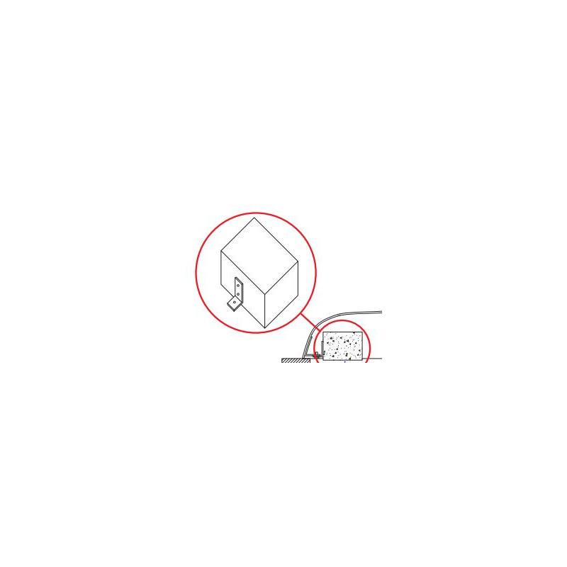 Beton-Gewichtsblock für Starfish mini S3