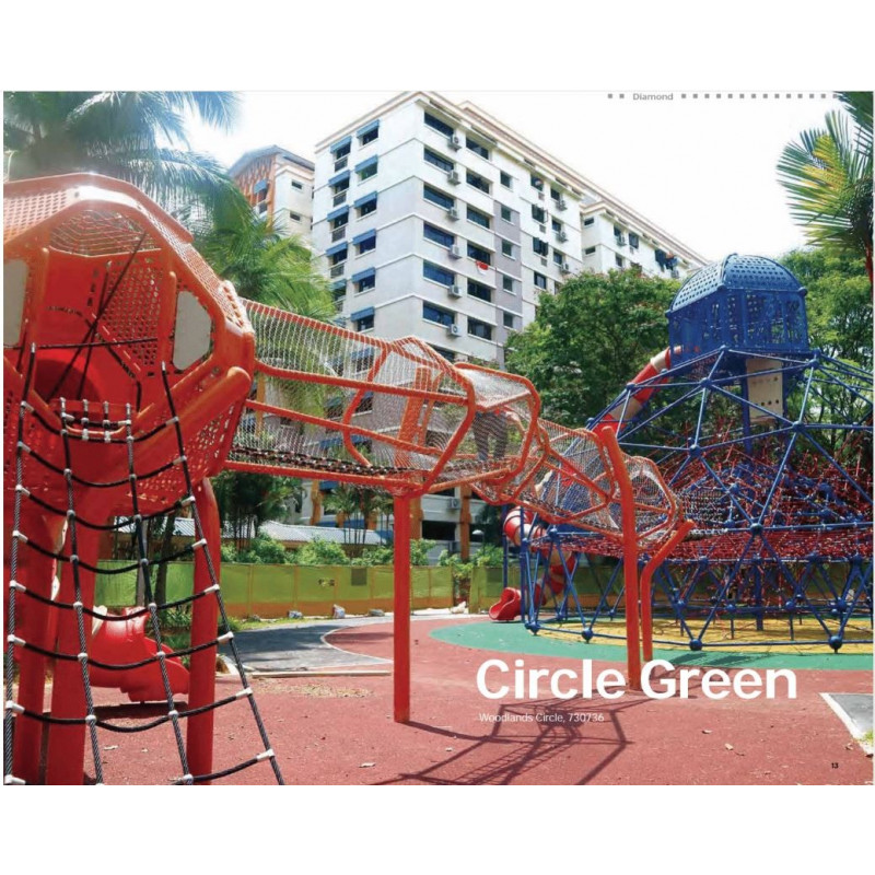 Circle Green Project