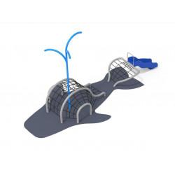Whale 2 - jeu de grimpe