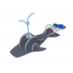 Whale 2 - Kletterspielgerät