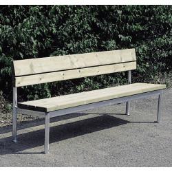 GTSM Scala Tanne - Sitzbank